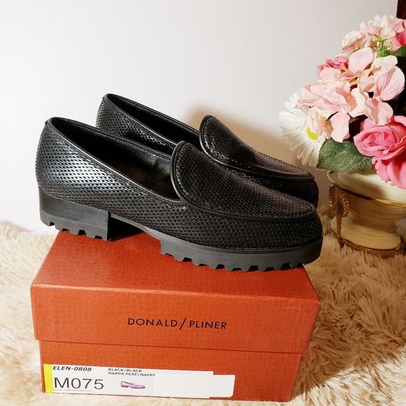 578a9d4ce87 NEW Donald Pliner Elen Loafers